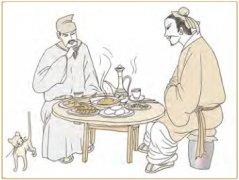 需卦第五爻,爻辞:九五:需于酒食,贞吉。