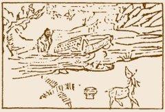 蒙卦卦象,山水蒙卦的象征意义